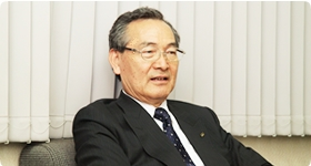 代表取締役会長 松木剛