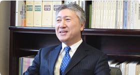 代表取締役社長 荒木正芳